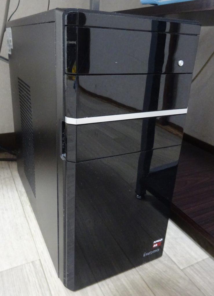 デスクトップパソコン本体