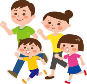 健康な家族